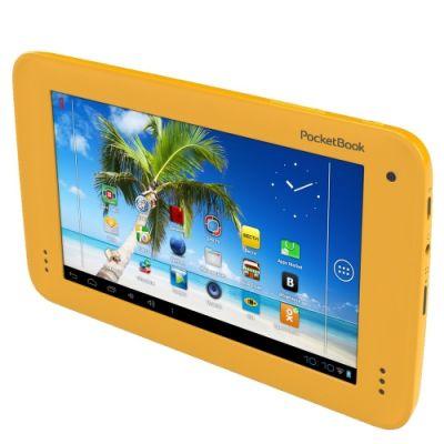 Электронная книга PocketBook Surfpad U7 Black/Orange PBU7-O-CIS