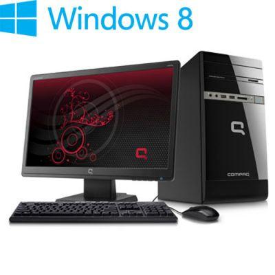 """Комплект HP Десктоп Compaq CQ2953ERM + Монитор LV2011q 20"""" D2Q06EA"""