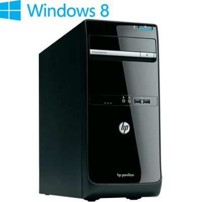Настольный компьютер HP Pavilion p6-2408er D2L63EA