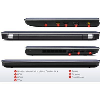 Ноутбук Lenovo ThinkPad Edge E330G Blue NZSCBRT