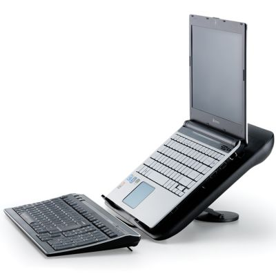 Охлаждающая подставка Cooler Master NotePal Ergo 360 R9-NBS-E36K-GP