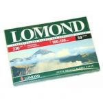 Расходный материал Lomond Фотобумага Односторонняя Глянцевая, 150г/м2, A4 (21X29,7)/50л. для струйной печати 0102018