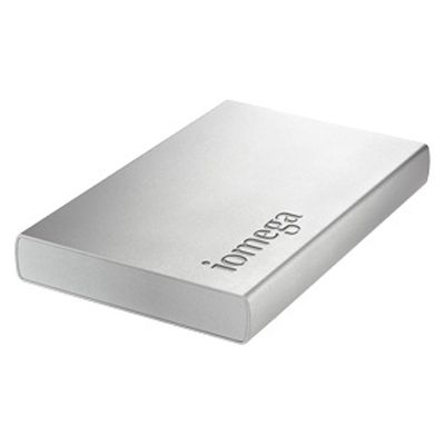 Внешний жесткий диск Iomega Helium Portable Hard Drive, Mac Edition, USB2.0 35731