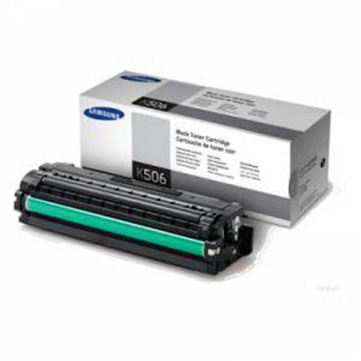 Samsung Черный тонер-картридж 2000 стр CLT-K506S/SEE