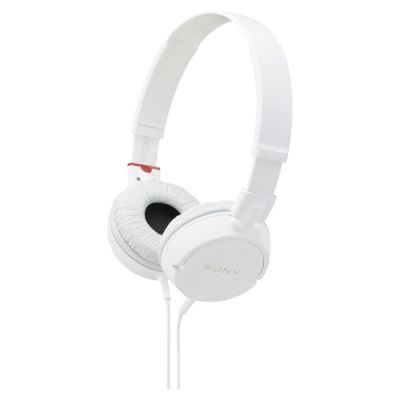 �������� Sony MDR-ZX100 ����� MDRZX100W.AE