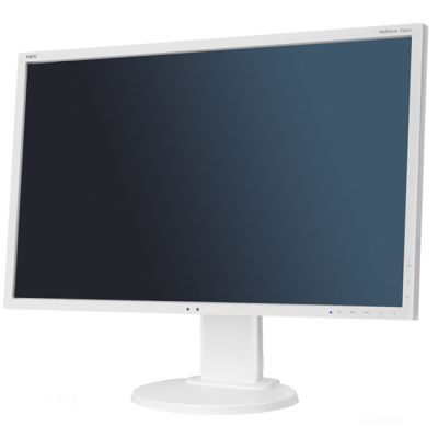 Монитор Nec MultiSync E223W SL/WH