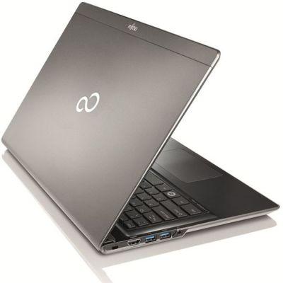 ��������� Fujitsu LifeBook UH572 Silver VFY:UH572MF412RU