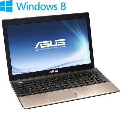 Ноутбук ASUS K55A Brown 90N89A614W67125813AY