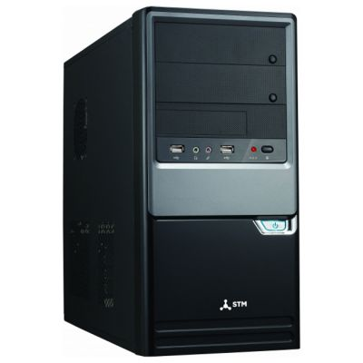 Корпус Storm Micro 501 400W Black Micro501-400