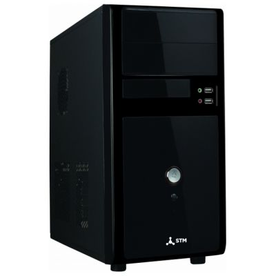 Корпус Storm Micro 511 400W Black Micro511-400