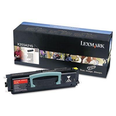Расходный материал Lexmark Картридж lexmark для x203n/x204n, 2500 копий. Regular Programme LX-X203A21G