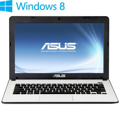 Ноутбук ASUS X301A White 90NLOA124W17115813AU