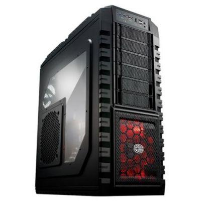 Корпус Cooler Master haf X (RC-942-KKN1) w/o psu Black RC-942-KKN1