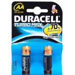 ��������� Duracell Turbo (2�� / AA) LR6-2BL-2 (LR6/MX1500)