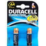 Батарейки Duracell Turbo (2шт / AA) LR6-2BL-2 (LR6/MX1500)