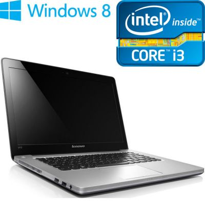 ��������� Lenovo IdeaPad U410 Graphite Gray 59372396 (59-372396)