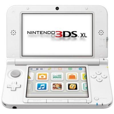 Игровая приставка Nintendo 3DS XL hw (White)