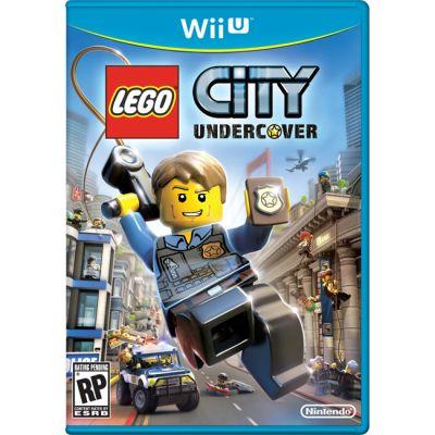 Игра для Nintendo (Wii U) Lego City Undecover