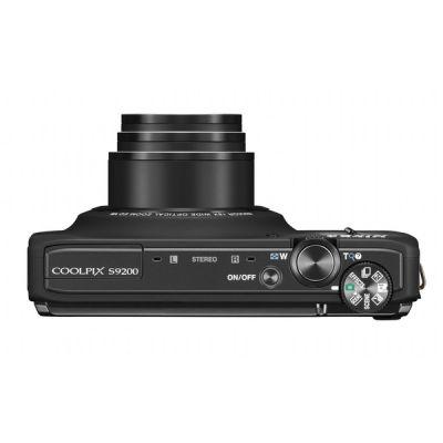 ���������� ����������� Nikon Coolpix S9200 Black