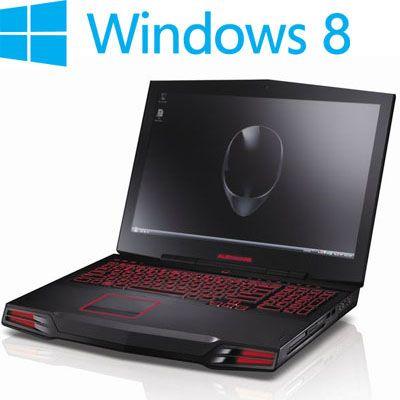 Ноутбук Dell Alienware M17x Black M17x-0049