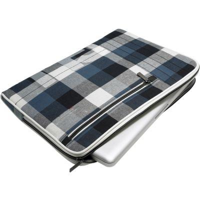 "Чехол Golla для MacBook 13"" Terry, navy plaid G1469"