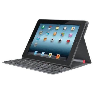 ���������� Logitech Wireless Solar Keyboard Folio, Bluetooth (3.0) 920-003923
