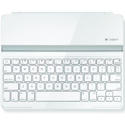 ���������� Logitech Wireless UltraThin Keyboard Cover (White) 920-004931