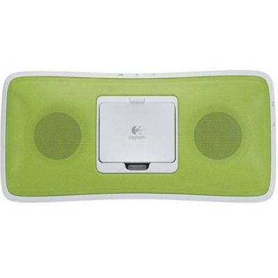 Колонки Logitech Rechargeable Speaker S315i Green 984-000187