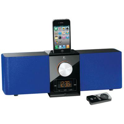 Колонки Logitech Pure-Fi Express Plus Blue 980-000598