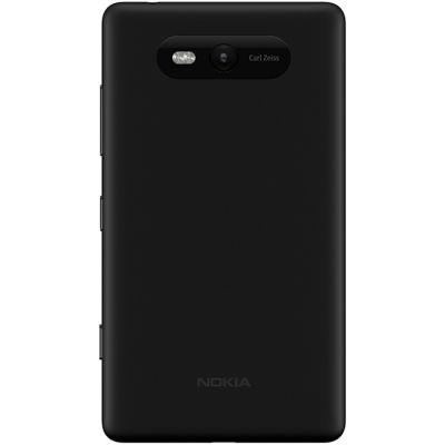 Смартфон Nokia Lumia 820 (черный)