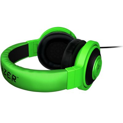 �������� � ���������� Razer Kraken Pro, Green �0023719 RZ04-00870100-R3M1