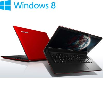 Ноутбук Lenovo IdeaPad S400u Red 59374429 (59-374429)