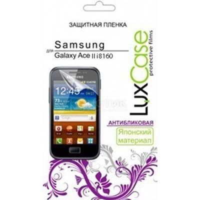 Защитная пленка LuxCase для Samsung Galaxy Ace ii i8160 антибликовая (80545)