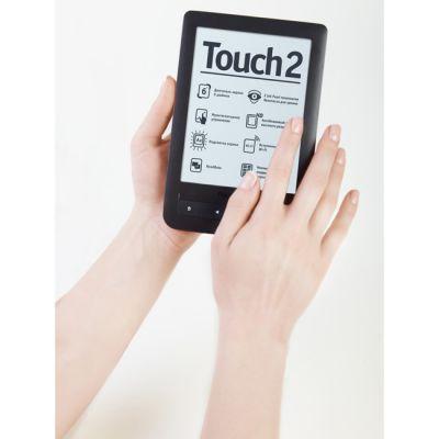 Электронная книга PocketBook Touch 2 Black PB623-E
