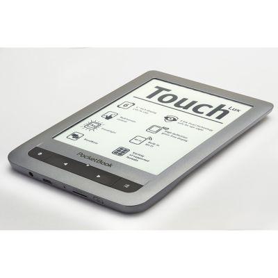 Электронная книга PocketBook Touch 2 Grey PB623-S