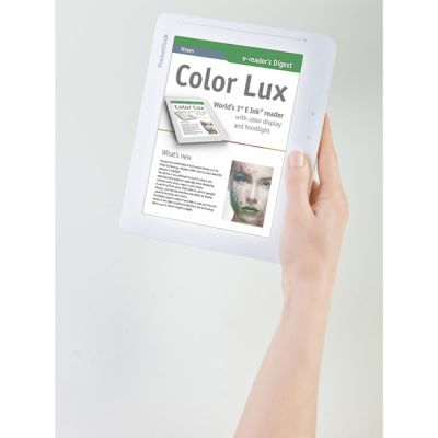 Электронная книга PocketBook Color Lux Grey