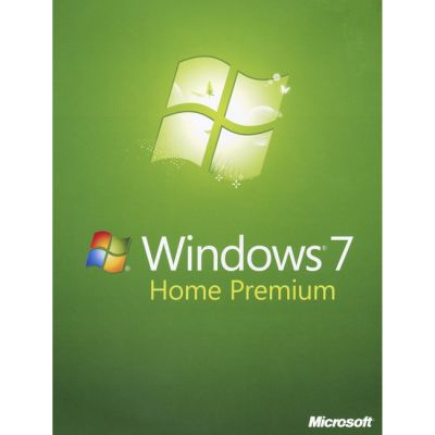 Программное обеспечение Microsoft Windows 7 Home Premium SP1 32-bit oem (Rus) GFC-02089