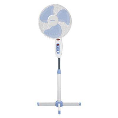 Вентилятор Scarlett напольный SC-376 белый