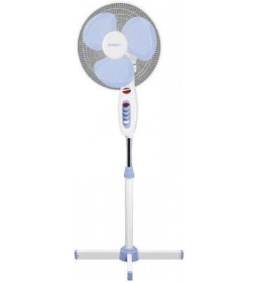 Вентилятор Scarlett напольный SC-375 белый