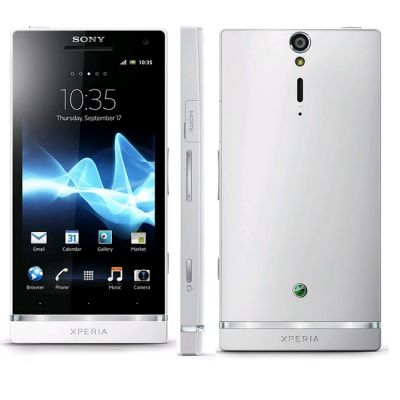 Смартфон, Sony Xperia S White LT26i