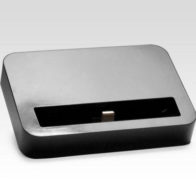 Док-станция IQFuture для iPhone 5, iPod Touch 5, iPod Nano 7 с разъемом Lightning для подключения к USB порту, Black IQ-DS01/B