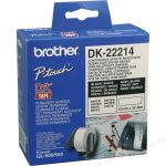 ��������� �������� Brother ����� �������� ��������� ����� Brother DK22214, ������ 12 �� (�������������, ����� 30,48�) DK22214