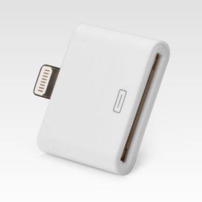 IQFuture ���������� � ������� 30-pin �� Lightning 8-pin. �������� ��� iPhone 5, iPad 4, iPad Mini, iPod Touch 5, iPod Nano 7 IQ-DC01