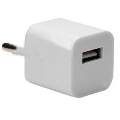 IQFuture ���������������� �������� ���������� ��� iPhone, iPod � ������ ������ ���������� � ��������� USB 5W (5V 1A) white IQ-A�04/W