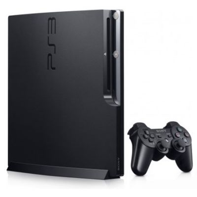 Игровая приставка Sony PlayStation3 500GB (CECH-4008C) + Sports Champions 2 (Праздник спорта 2) + Move sp (Move + Camera) PS3/500GB + SportsChamp2 + MoveSP