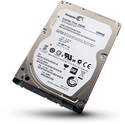 "������� ���� Seagate sshd Thin 500Gb 2.5"" ST500LM000"