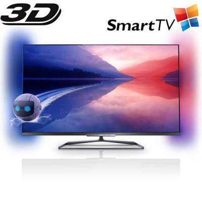 Телевизор Philips 55PFL6008S/60