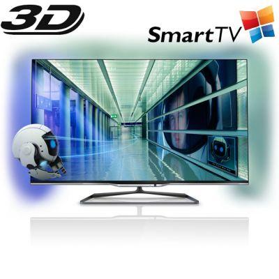 Телевизор Philips 55PFL7008S/60