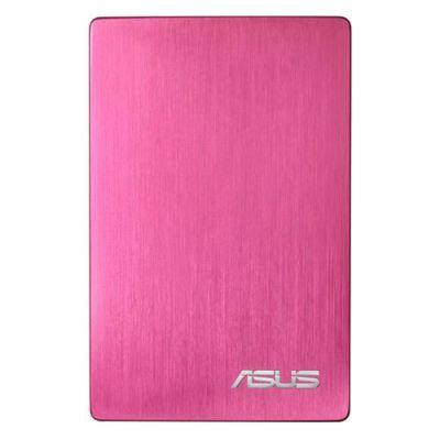 """������� ������� ���� ASUS 2.5"""" AN200 1Tb 5400rpm USB2.0 Pink 90-XB1Z00HD000I0-"""