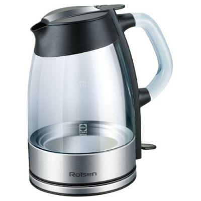Электрический чайник Rolsen RK-3716G Черный